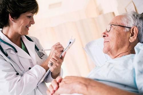 Các biện pháp chăm sóc giảm nhẹ sau xạ trị ung thư