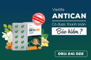 Vietlife Antican, Antican